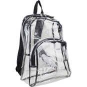 Fuel EastSport Clear Backpack