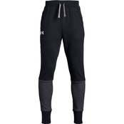 Under Armour Boys Unstoppable Double Knit Joggers