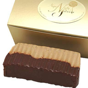 Naper Nuts & Sweets Peanut Butter Chocolate Fudge 1 lb.