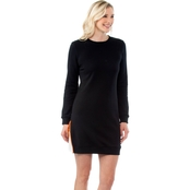 Armani Exchange French Terry Dress