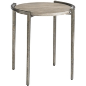 Bassett Chelsea Pier Round End Table