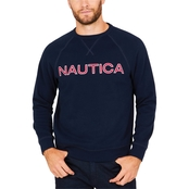 Nautica Fleece Crewneck Sweatshirt