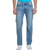 Nautica Relaxed Fit Light Wash Jeans