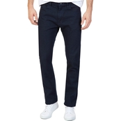 Nautica Straight Fit Deep Dark Wash Jeans