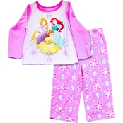 Disney Infant Girls Princess 2 Pc. Pajama Set