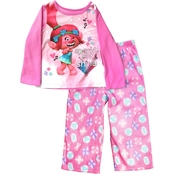 Trolls Infant Girls Sparkle Sing and Shine 2 pc. Pajama Set