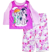 My Little Pony Infant Girls Perfect Friends 2 pc. Pajama Set