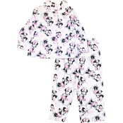 Disney Infant Girls Frozen Let It Snow Soon 2 pc. Pajama Set