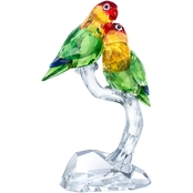 Swarovski Lovebirds Figurine