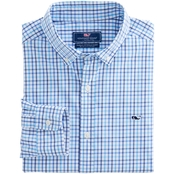Vineyard Vines Water Street Classic Whale Button Down Shirt