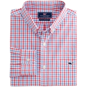 Vineyard Vines Harborside Plaid Slim Tucker Button Down Shirt