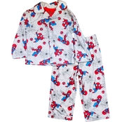 Marvel Toddler Boys Spider-Man Whoosh 2 pc. Pajama Set