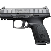 Beretta APX 9MM 3.7 in. Barrel 13 Rds 2-Mags Pistol Black