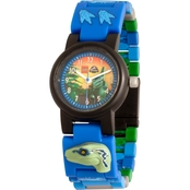 LEGO Jurassic World Blue Minifigure Link Buildable Watch 8021285