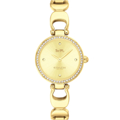 COACH Ladies Park Bangle Stainless Steel Watch 14503170