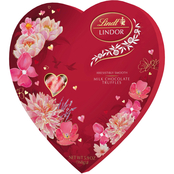 Lindt Lindor Milk Chocolate Truffle Valentine Day Heart
