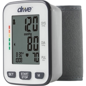 Drive Medical Wrist Automatic Deluxe Blood Pressure Monitor