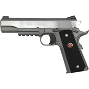 Colt Manufacturing Delta Elite Rail 10MM 5 in. Barrel 8 Rds Pistol Stainless Steel