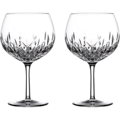 Waterford Lismore 22 oz. Balloon Glass 2 pk.