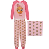 Squishies Girls Just Roll With It 2 pc. Pajama Set with Gift