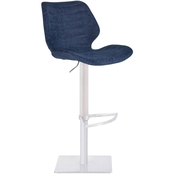 Armen Living Falcon Adjustable Barstool