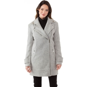 Michael Kors Asymmetrical Zip Coat
