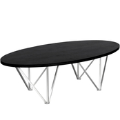 Armen Living Emerald Coffee Table