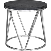 Armen Living Vivian End Table