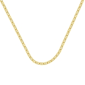 14K Yellow Gold 5.60mm Mariner Chain Necklace