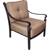 Summerville Furnishings Basso Club Chair with Cushion