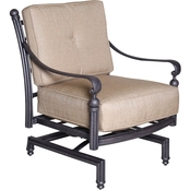 Summerville Furnishings Basso Spring Club Chair with Cushions