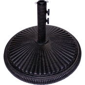 Summerville Furnishings Fluted Umbrella Base