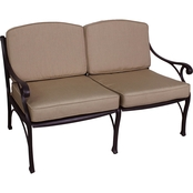 Le Terrace Loveseat With Cushions