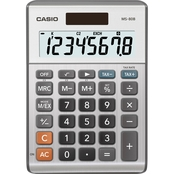 Casio Desktop Standard 8 Digit Calculator