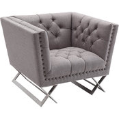 Armen Living Odyssey Sofa Chair