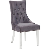 Armen Living Gobi Dining Chair