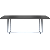 Armen Living Opal Dining Table