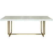 Armen Living Harmony Dining Table