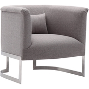 Armen Living Elite Accent Chair