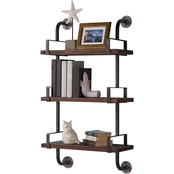 Armen Living Booker 40 in. Shelf