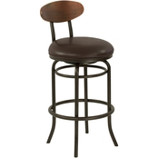 Armen Living Davis Counter Stool