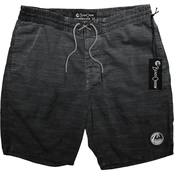 Beach Cruisin Hermosa 9 in. Hybrid Board Shorts