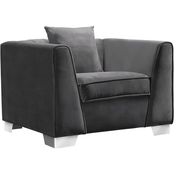 Armen Living Cambridge Sofa Chair