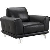 Armen Living Everly Sofa Chair