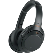 Sony Premium Noise Cancelling High Resolution Bluetooth Headphones + App Function