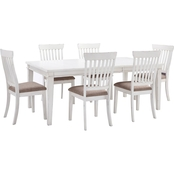 Signature Design by Ashley Danbeck 7 pc. Dining Set
