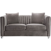 Armen Living Emperor Loveseat