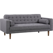 Armen Living Element Loveseat