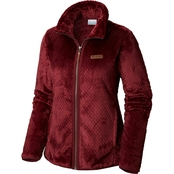 Columbia Plus Size Fire Side II Sherpa Full Zip Jacket