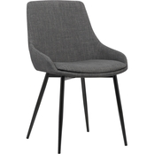 Armen Living Mia Contemporary Dining Chair